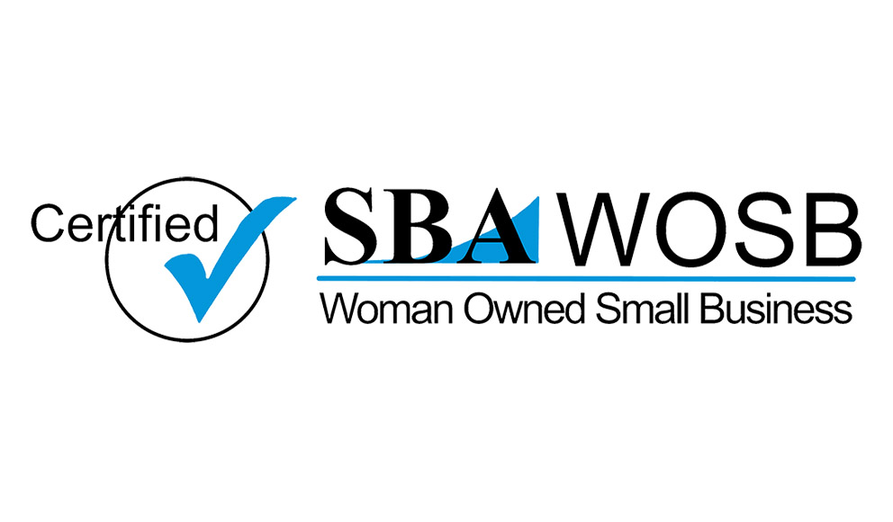 Certified Women Owned Small Business